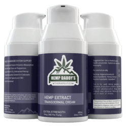 Hemp Extract Lotion