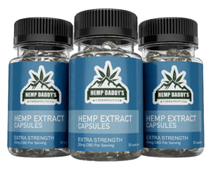 Full Spectrum CBD Gel Capsules