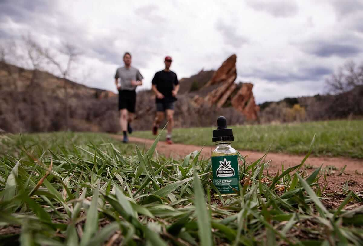 Athlete CBD Oil
