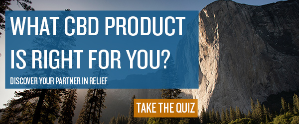 CBD Product Quiz